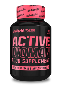 BioTech Active Woman 60 tabletta