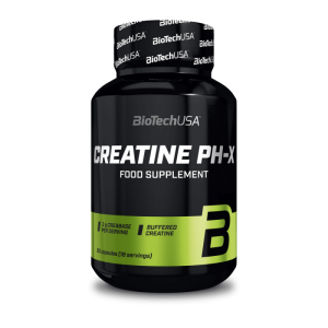 BioTechUSA Creatine pH - X 90 kapszula
