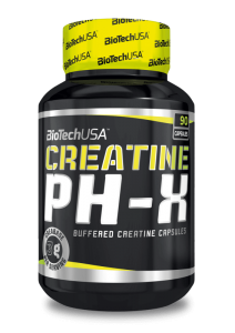 BioTech Creatine pH - X 90 kapszula