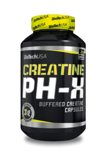 BioTech Creatine pH - X 210 kapszula