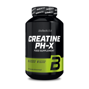 BioTechUSA Creatine pH - X 210 kapszula