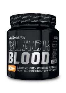 BioTech Black Blood NOX+ 330g vérnarancs