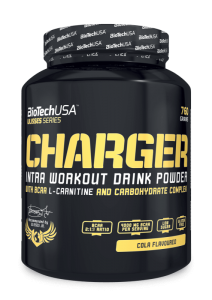 BioTech Ulisses Charger 760g cola