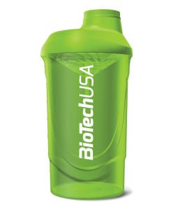 BioTech Zöld Wave Shaker 600 ml
