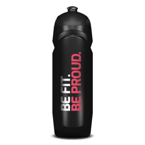 BioTech For Her fekete kulacs 750 ml